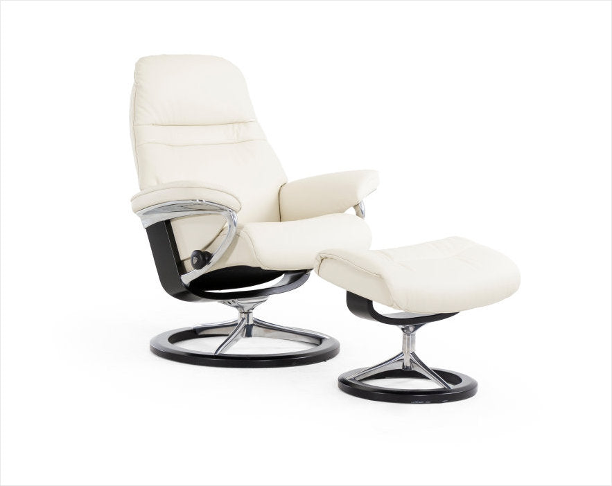 Buy Stressless Sunrise recliner chair in Stuart, Florida.