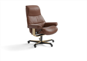 Buy Stressless View office chair in Stuart, Florida.