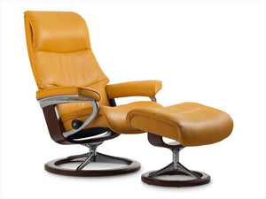 Buy Stressless View recliner chair in Stuart, Florida.