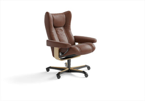 Buy Stressless Wing office chair in Stuart, Florida.