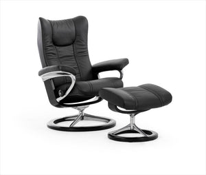 Buy Stressless Wing recliner chair in Stuart, Florida.