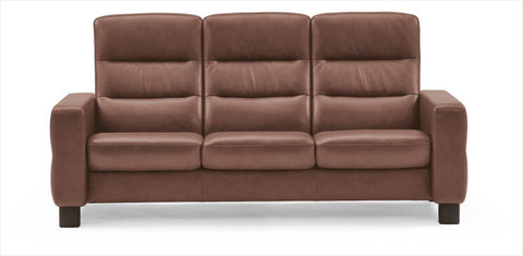 Buy Stressless Wave sofas and sectionals in Stuart, Florida.