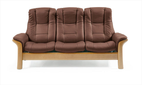 Buy Stressless Windsor sofas and sectionals in Stuart, Florida.