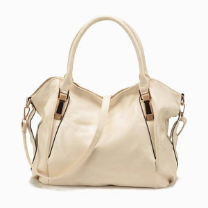 Boojie By Herald Fashion Designs™  -  Beige  -  Hand Bags  - SNS Outlet