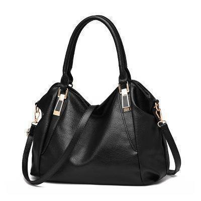 Boojie By Herald Fashion Designs™  -  Black  -  Hand Bags  - SNS Outlet