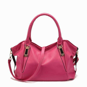 Boojie By Herald Fashion Designs™  -  Rose red  -  Hand Bags  - SNS Outlet