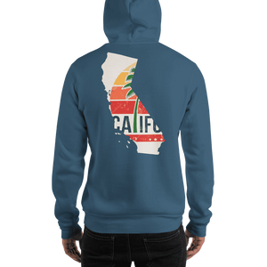 california-hoodie  -  White / S  -  Hoodie  - SNS Outlet