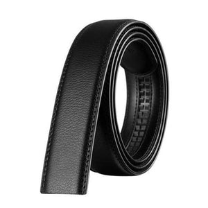DTWS™ Mens Leather Belt  -  NO buckle / 105cm 29to31 Inch  -   - SNS Outlet