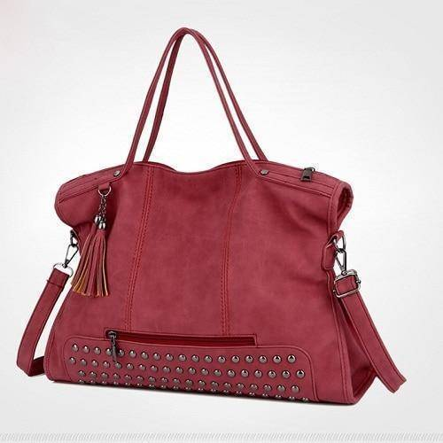 Encompass by Daniel Croft™  -  red  -  Hand Bags  - SNS Outlet