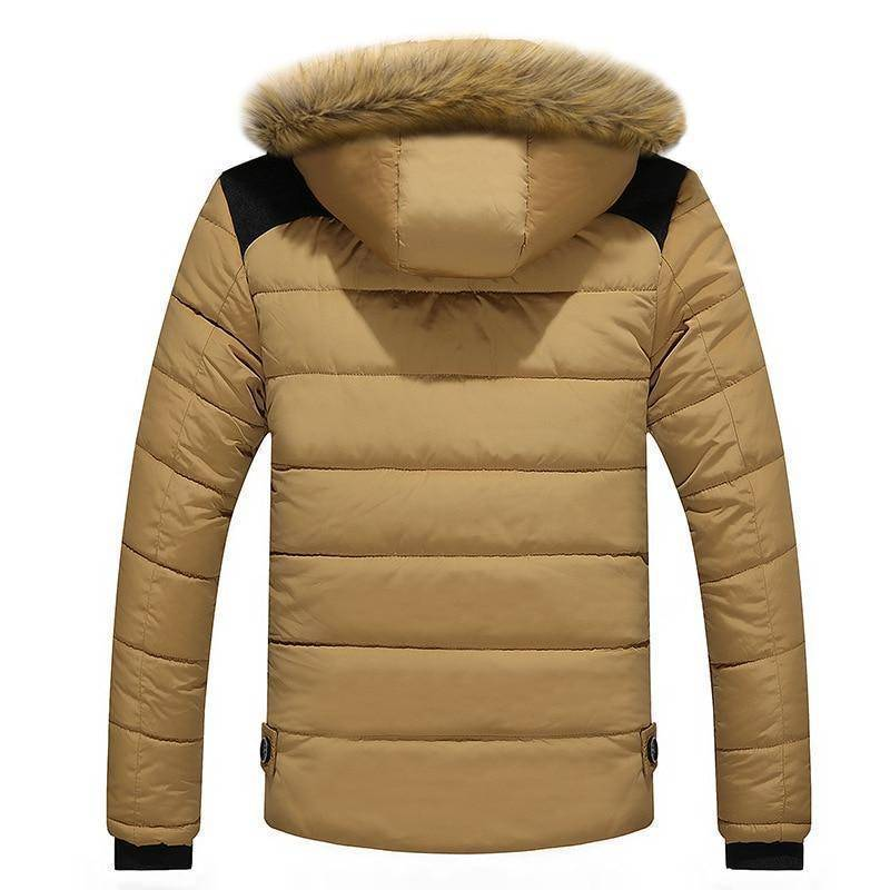 ESKIMO Warrior Jacket  -  LD6692 Check size B / M  -  Jacket  - SNS Outlet