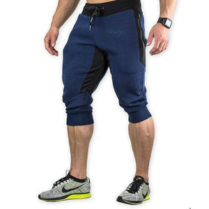 GymTopz Renegade Mens Shorts  -  Navy blue / M  -  Mens Shorts  - SNS Outlet