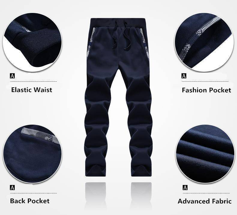 Hard Trader™ Condor Set  -  Dark Blue D62 / M  -  Track Suit  - SNS Outlet