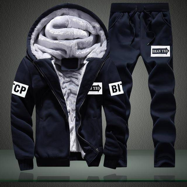 Hard Trader™ Condor Set  -  Dark Blue D80 / M  -  Track Suit  - SNS Outlet