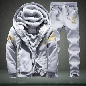 Hard Trader™ Condor Set  -  Grey D76 / M  -  Track Suit  - SNS Outlet