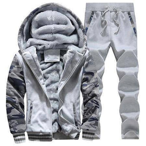 Hard Trader™ Condor Set  -  Light Grey D62 / M  -  Track Suit  - SNS Outlet