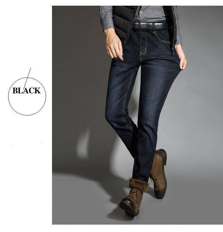 Hard Trader™ Roughneck Jeans  -  Black / 28  -  Jeans  - SNS Outlet