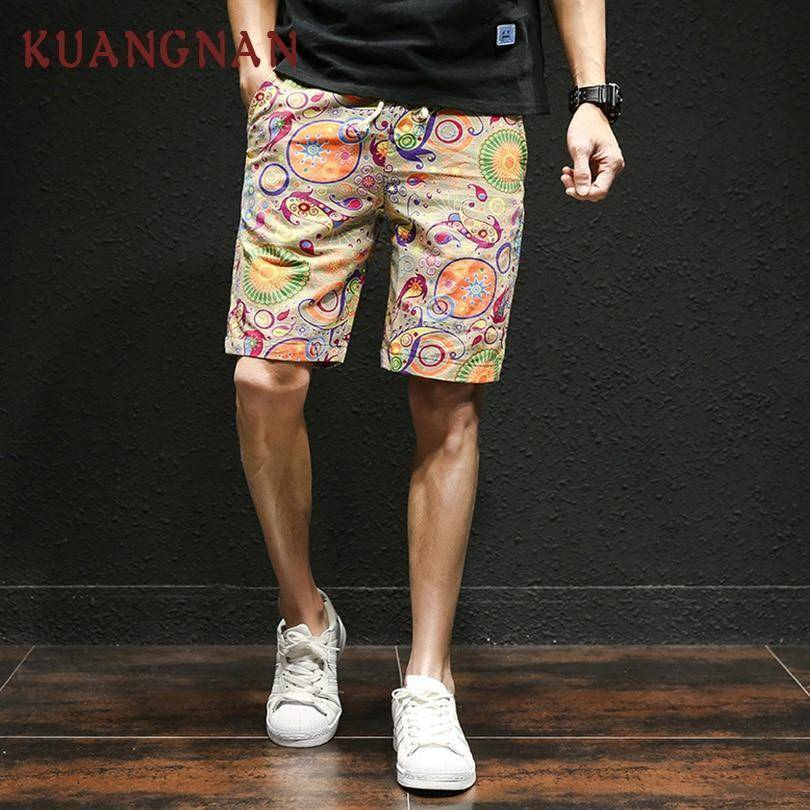 I Am The Sun Casual Shorts  -  One / M  -  Casual Shorts  - SNS Outlet