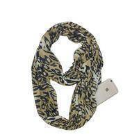 Infinity Scarf  -  Light Grey  -  Scarf  - SNS Outlet