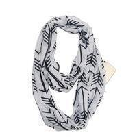 Infinity Scarf  -  Light Yellow  -  Scarf  - SNS Outlet