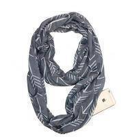 Infinity Scarf  -  Mint Green  -  Scarf  - SNS Outlet