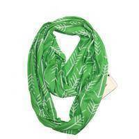 Infinity Scarf  -  Olive  -  Scarf  - SNS Outlet