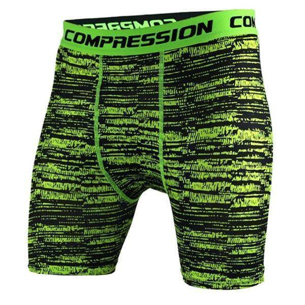 Men's Compression Shorts  -  as the picture shows 11 / S  -   - SNS Outlet