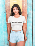 No Bra Club  -  Small  -  Crop Top  - SNS Outlet