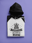 Real Princesses Born In January Hoodie  -  S  -  Hoodie  - SNS Outlet