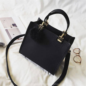 Sleek By Sarah™  -  Black  -  Hand Bags  - SNS Outlet