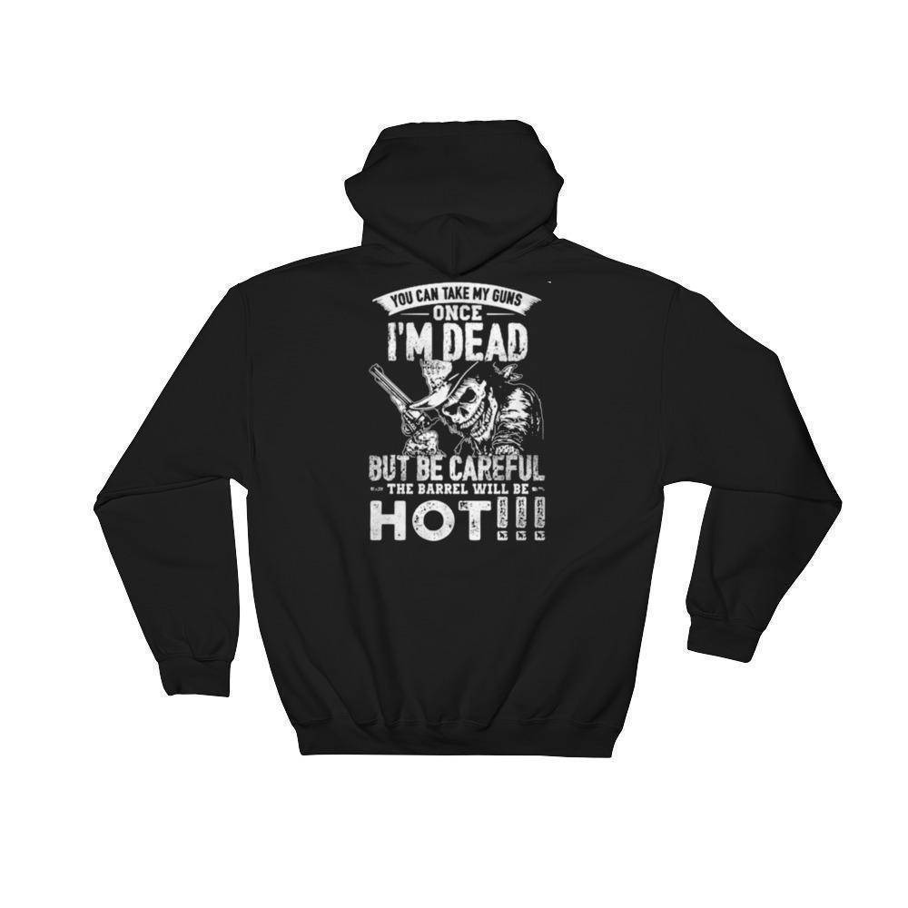 take-them-when-im-dead-hoodie  -  Black / S  -  Hoodie  - SNS Outlet