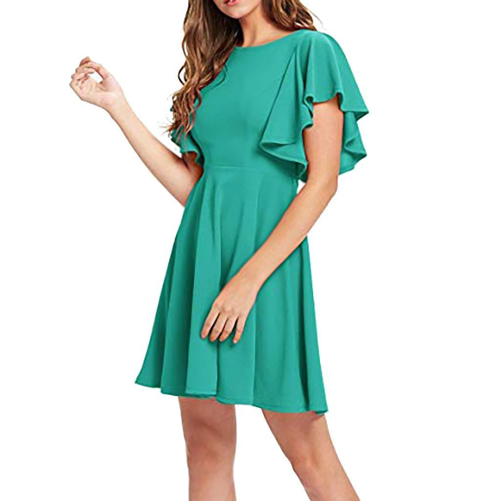 The Cover Skater Dress By Dante  -  Black / S / United States  -  Dress  - SNS Outlet