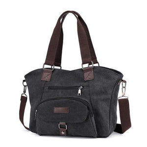 The Hobo Bag  -  Black  -  Hand Bags  - SNS Outlet