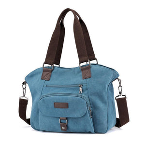 The Hobo Bag  -  Blue  -  Hand Bags  - SNS Outlet