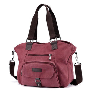The Hobo Bag  -  Purple  -  Hand Bags  - SNS Outlet
