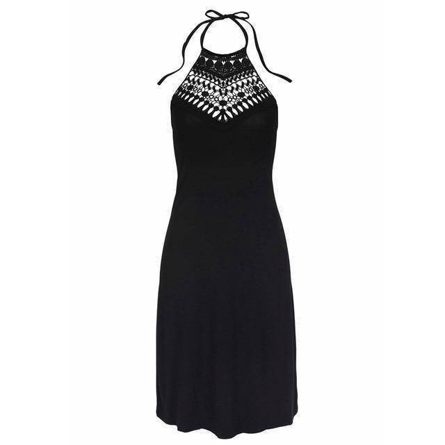 The Marriage by Vesti™ Casual Dress  -  Black / S  -  Dresses  - SNS Outlet