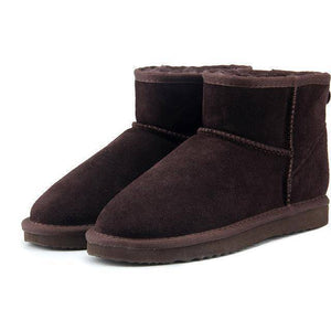 WOLF Low Cut Aussie Boot  -  Chocolate / 11  -   - SNS Outlet