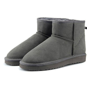 WOLF Low Cut Aussie Boot  -  Gray / 11  -   - SNS Outlet