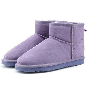 WOLF Low Cut Aussie Boot  -  Purple / 11  -   - SNS Outlet