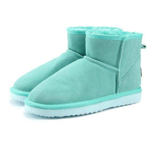 WOLF Low Cut Aussie Boot Green Lake / 11 SNS OUTLET