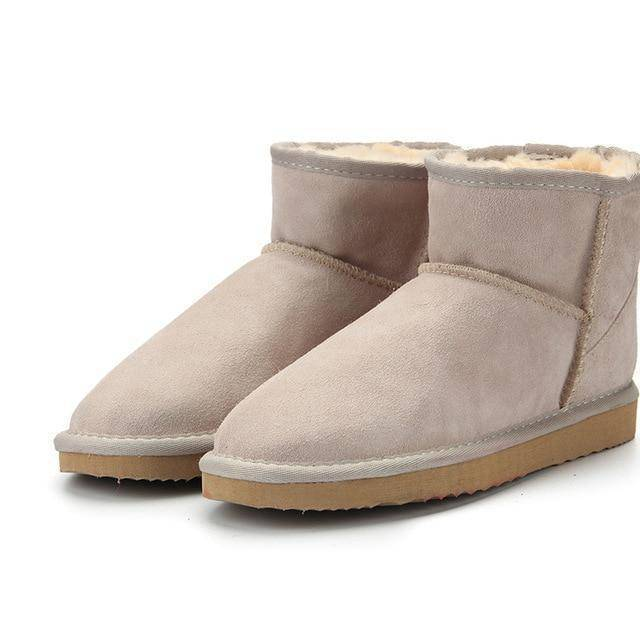 WOLF Low Cut Aussie Boot  -  Sand / 11  -   - SNS Outlet