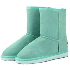 WOLF Mid Cut Aussie Boot  -  Green Lake / 3  -  Boots  - SNS Outlet