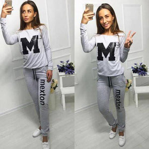307bc34ef Womens Designer Tracksuits - Grey / S - Track Suit - SNS Outlet