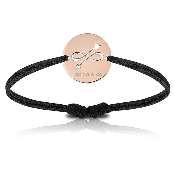 Swedish Malin Cord Bracelet - aaina & co