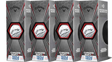 Laden Sie das Bild in den Galerie-Viewer, Callaway Chrome Soft X mit Triple Track Technologie - 12er Pack