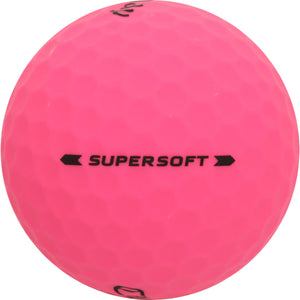 Callaway Supersoft 2019 pink matt -12er Pack