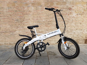 Turbo bike Littium ibiza lcd