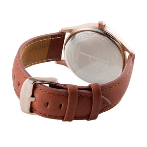 Arabia Classic (Rose Gold) - The Pluralist Watches | More Than a Timepiece | Become a Pluralist