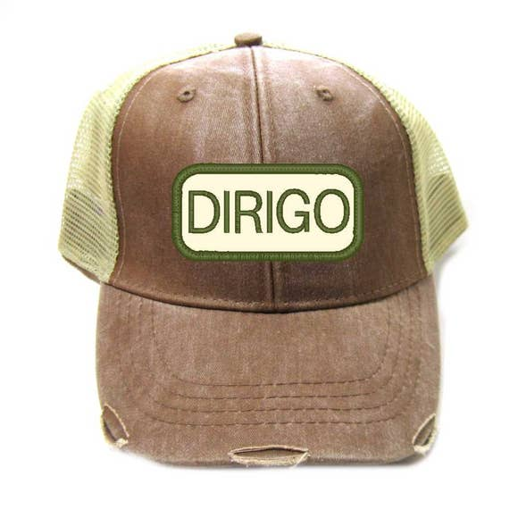 Maine Dirigo Hat - GooeyGump Designs