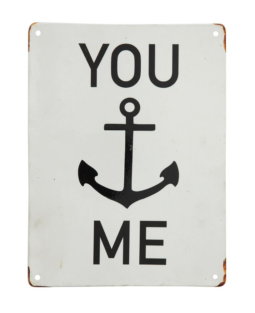 You Anchor Me Sign - GooeyGump Designs