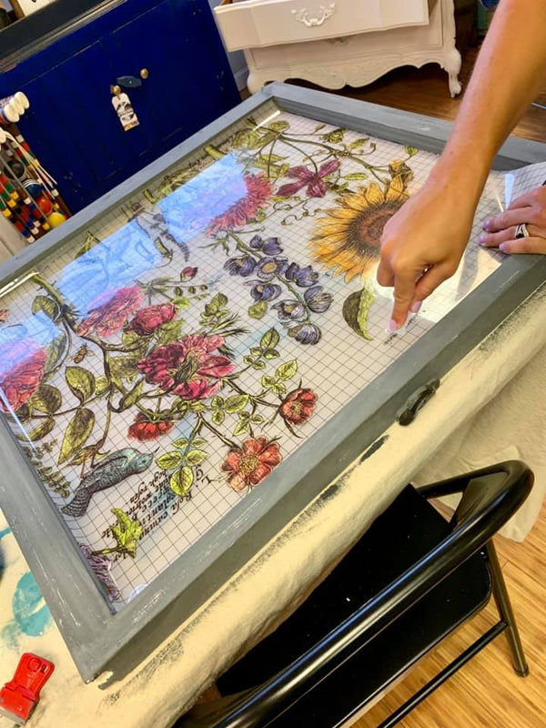 Floral Window Workshop- Thursday February 27th - GooeyGump Designs